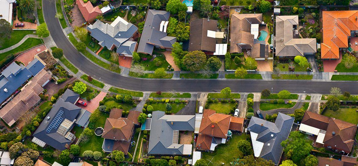 HOA neighborhood