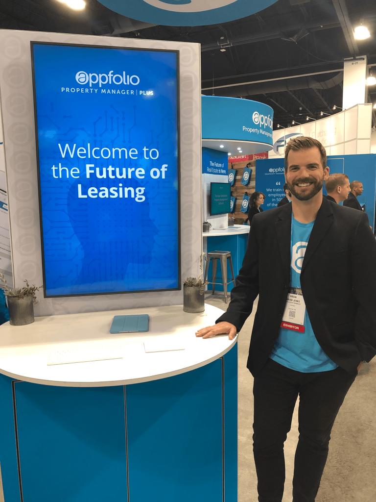 AppFolio demos a brand new AI Leasing Assistant, Lisa.